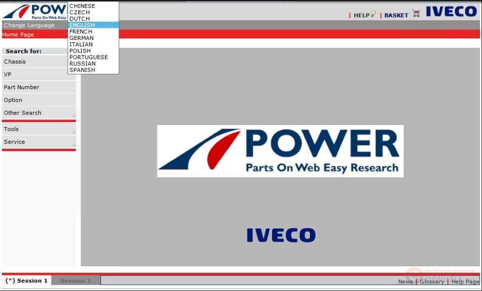 Iveco Power Trucks + Buses [07.2019]